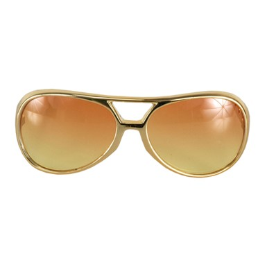 Elvis Yellow Sunglasses