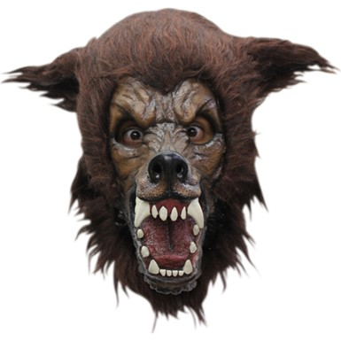 Evil Big Bad Wolf Mask
