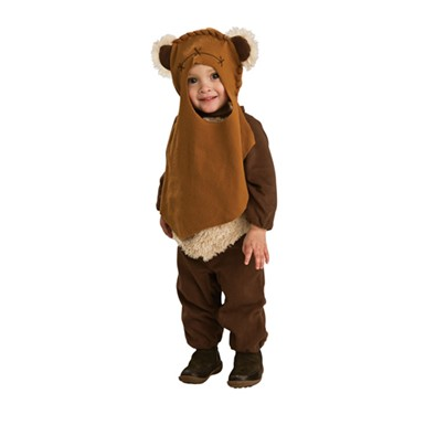 Ewok Star Wars Clone Wars Toddler Costume size 24 Months