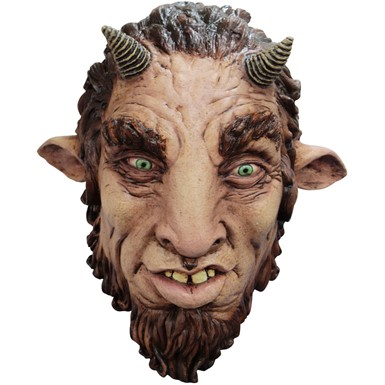 Faun Mythological Creature Mask