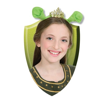 Fiona Costume Tiara and Ears - Shrek