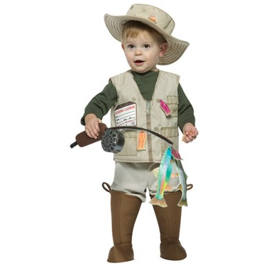 Fisherman Costume - Child