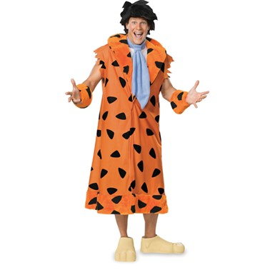 Fred Flintstone Big U0026 Tall Adult Halloween Costume 46 52 Plus