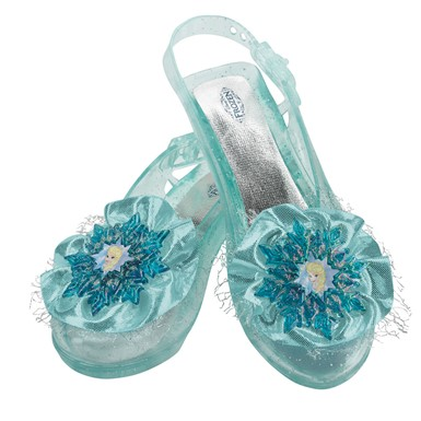 Frozen Elsa Halloween Shoes