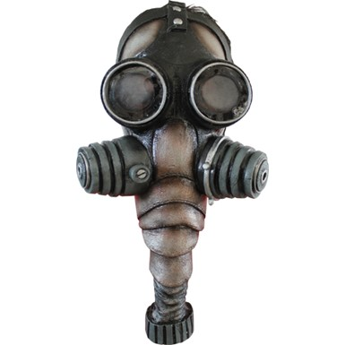 Gas Mask Costume Accessory