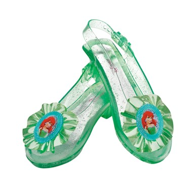 Girls Ariel Sparkle Shoes Set - Disney