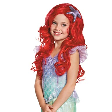 Girls Ariel Ultra Prestige Wig