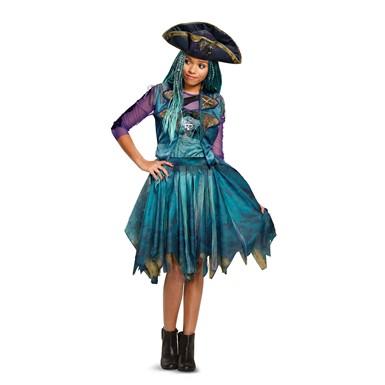 girls descendants classic uma isle look pirate costume