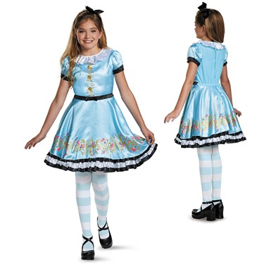 Girls Descendants Deluxe Ally Costume The Descendants Costumes