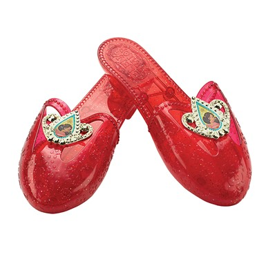 Girls Disney Elena of Avalor Halloween Shoes