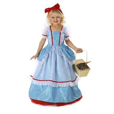 Girls Dorothy Pocket Princess Costume