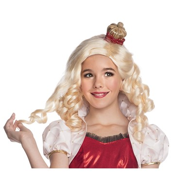 Girls Ever After High Apple White Wig