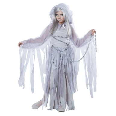 Girls Haunted Beauty Halloween Costume
