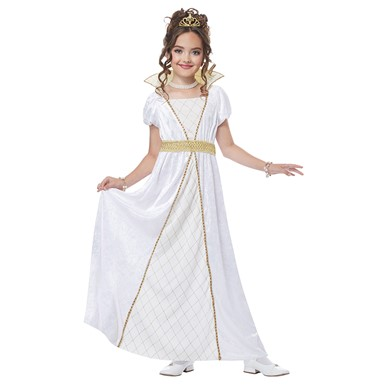 Girls Imperial Empress Costume