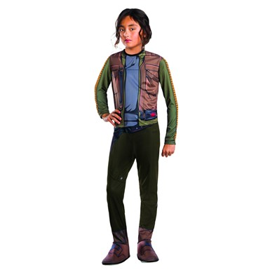 Girls Jyn Erso Star Wars Rogue One Costume