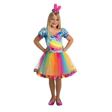 Girls Num Noms Rainbow Pop Halloween Costume