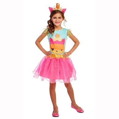 Girls Num Noms Tropi-Cali Pop Halloween Costume