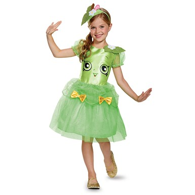 Girls Shopkins Classic Apple Blossom Costume