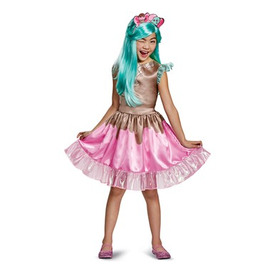 Girls Shopkins Classic Peppa-Mint Halloween Costume