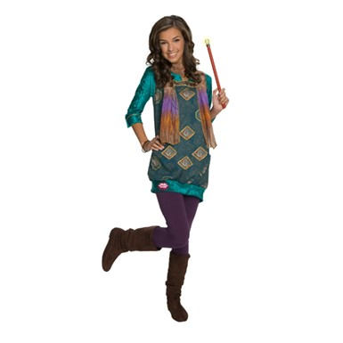 Girls Wizards of Waverly Place Costume - Alex Dress