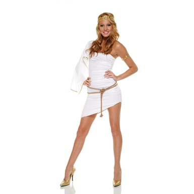 Glam Greek Goddess Costume