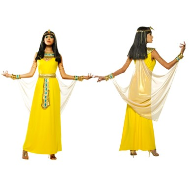 Goddess Cleopatra Costume - Womens