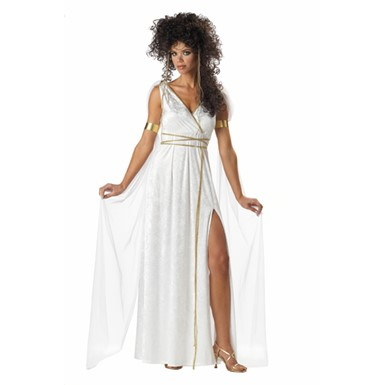 Goddess Costume for Women - Athenian Goddess