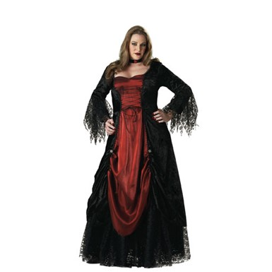 Gothic Vampira Costume - Ultimate Collection Plus Size