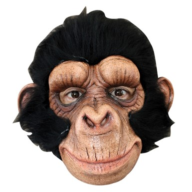 Happy Chimp Mask