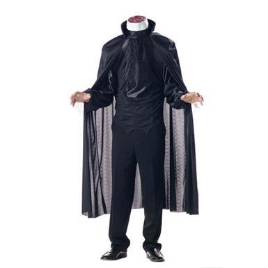 Headless Horseman Halloween Costume - Mens