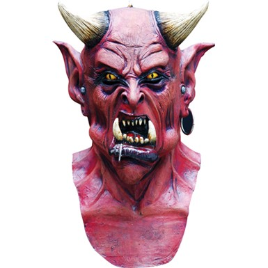 Horned Devil Mask