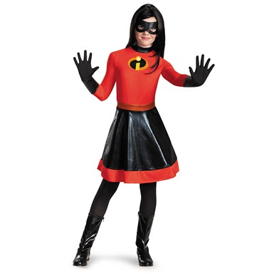 Incredibles Violet Costume - Tween