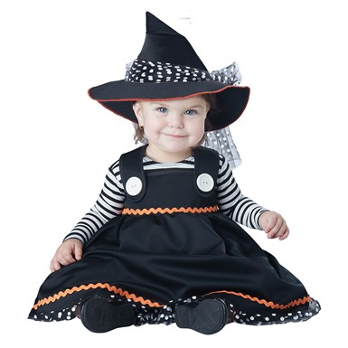 Infant Crafty Lil Witch Halloween Costume