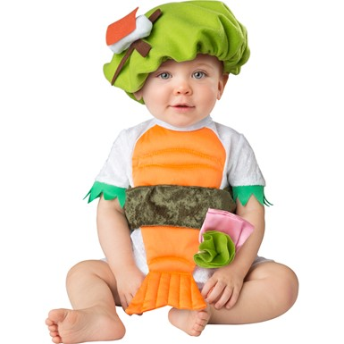Infant Silly Sushi Costume