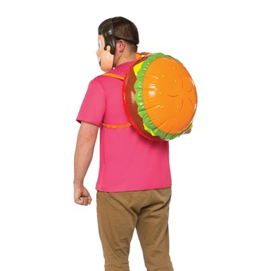 Inflatable Hamburger Backpack Steven Universe Accessory