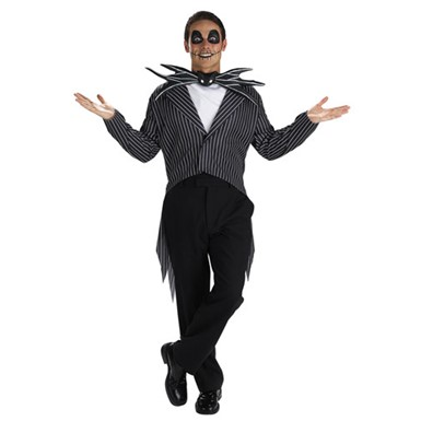 Jack Skellington Costume - Adult