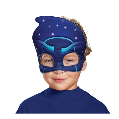 Kids PJ Masks Night Ninja Superhero Mask