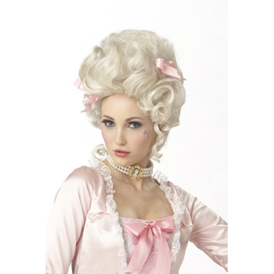 Light Blonde Wig - Marie Antoinette