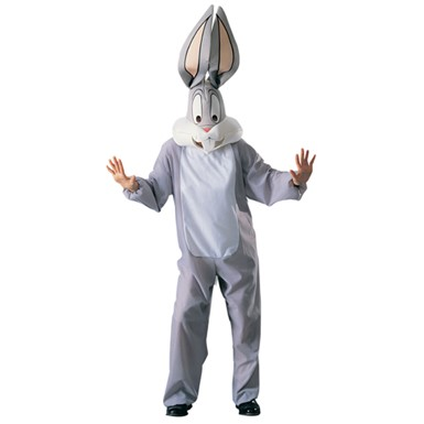 Looney Tunes Dlx Bugs Bunny Adult Standard Costume 44