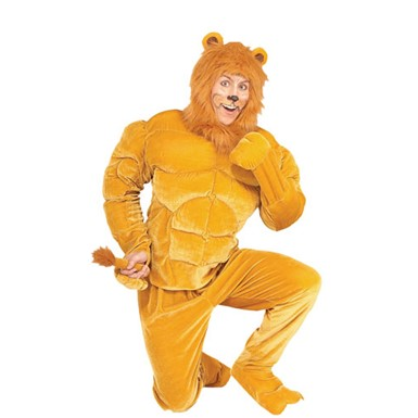 Macho Lion Costume