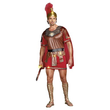 Marcus Abonius Roman Warrior Costume