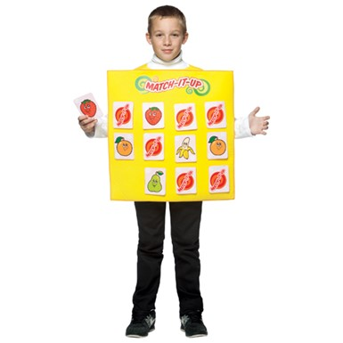Match It Up Costume - Kids
