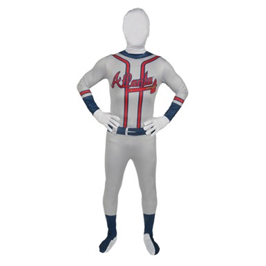 Men's Atlanta Braves Costume