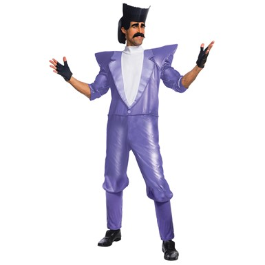 Mens Balthazar Bratt Costume – Despicable Me 3