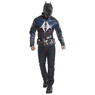 Mens Batman Arkham Knight Halloween Costume