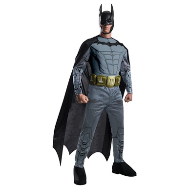 Mens Batman Muscle Chest Costume