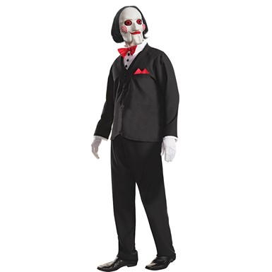Mens Billy Saw Costume