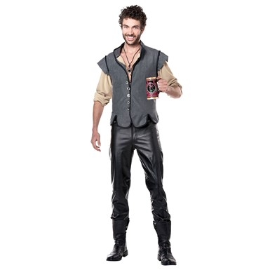 Mens Captain John Smith Halloween Costume