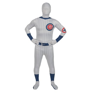 Men's Chicago Cubs Costume