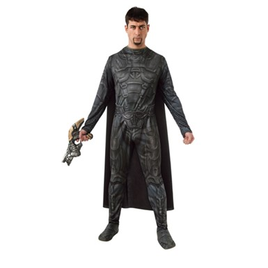 Mens Classic Superman Man of Steel Zod Costume